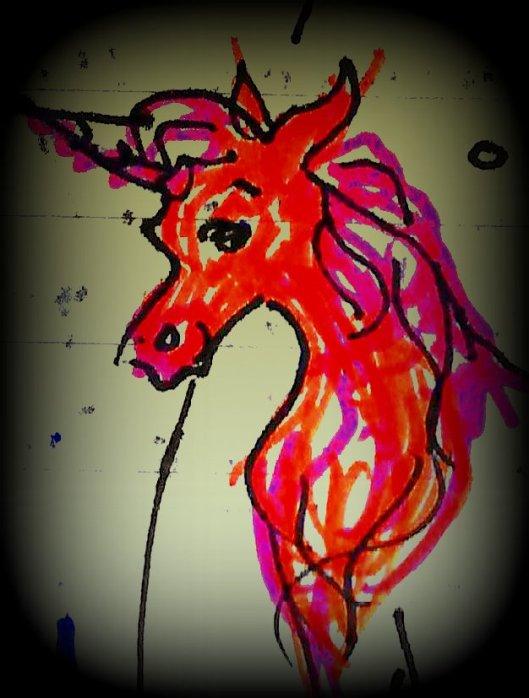 unicorn detail 2